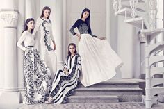 "With Islam being the largest religion in Southeast Asia, Islamic-inspired fashion runway shows in Dubai, Jakarta and Kuala Lumpur now offer an elegant, quirky, fun or sophisticated way for today's Muslim woman in the region to express herself through fashion. Zalora, an online retailer in Southeast Asia, created the ""Zalia"" collection [...]"