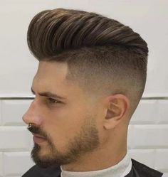 fadehairstyle The Best Fade Haircuts for Men 2017 Check more at http://trendhaircuts.com/the-best-fade-haircuts-for-men-2017/