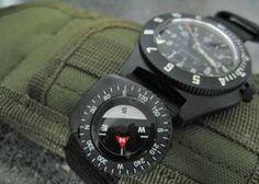$6 Navigator clip-on compass