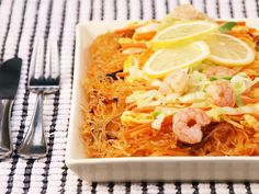Pansit Sotanghon is another variant of the different noodle dishes that the Philippine cuisine can offer, other popular pancit varieties are: Bihon Guisado, Pancit Canton, Pancit Luglug, Pancit Malabon, Pancit Miki-Bihon and Pancit Palabok...