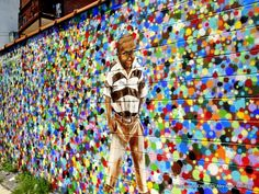 5 Street Art Hotspots in NYC Besides 5Pointz: Welling Court, East Harlem Graffiti Hall of Fame, Bushwick Collective, Hunts Point Murals, Wil...