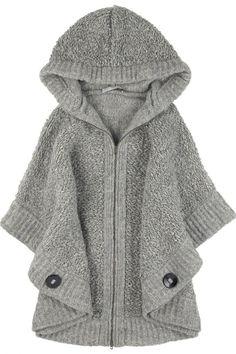 10 Poderosas razones para conseguirte un poncho hoodie