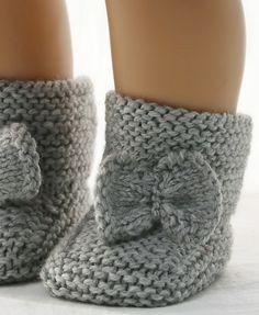 Doll knitting patterns