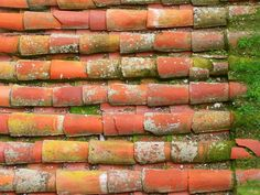 roof tiles - like the textures & colors