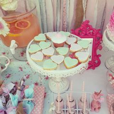 Shabby Chic Birthday Party Ideas | Photo 3 of 22 | Catch My Party