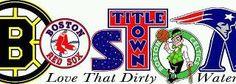 Love Boston Bruins and N.E. Patriots!!!