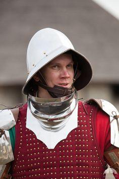 "Cabasset Helm ""Der Hellebardier"", Mittelalter"
