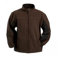 Pánská mikina fleece, dlouhý zip  Lambeste 0108