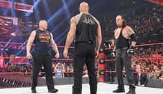 WWE News: The Reason Goldberg's Head Was Bleeding – What Happened With Goldberg, The Undertaker, And Brock Lesnar After 'Raw' Went Off The Air?