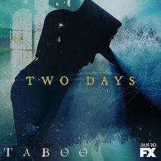 Soon @taboofx  A #ghost appears In TWO DAYS discover what is #TabooFX at 10p on FX. #tomhardy #magic #sorcery #necromancer #undead #ghosts #demons #wicked #newshow #premiere #taboo