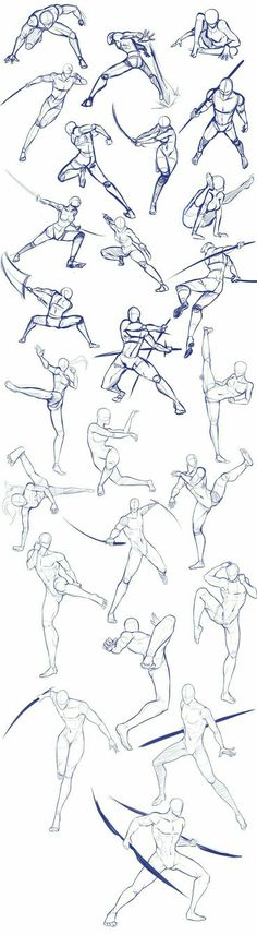 Drawing Body Poses, Body Reference Drawing, Drawing Reference Poses, Gesture Drawing, Hand Reference, Drawing Hair, Sword Drawing, Dress Drawing, Drawing Drawing