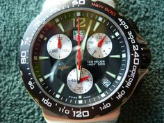 Authentic Tag Heuer Indy 500 watch CAC111A-0 Chronograph Mens Watch #TAGHeuer…
