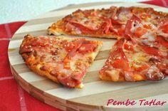 Çıtır Pizza Tarifi