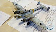 Nordicon german model aircraft