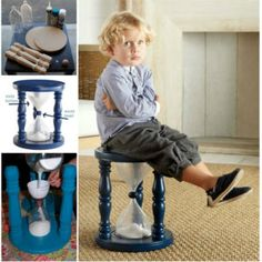 Woodworking Ideas How to DIY Sand Filled Time-Out Stool! Won't work on my furkids. - How to DIY Sand Filled Time-Out Stool Kids And Parenting, Parenting Hacks, Foster Parenting, Time Out Stool, Wood Projects, Projects To Try, New Parents, Diy For Kids, Woodworking Projects