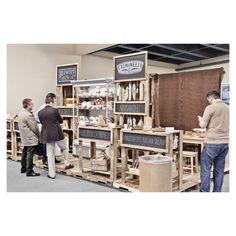 Creminelli Tradeshow Booth