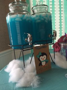 Kota's 10th Birthday party penguin themed
