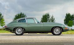 Jaguar Type E TYPE SERIE 1 3.8 1963
