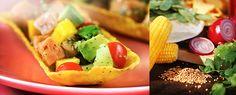 Ceviche komt uit Latijns-Amerika. Het is een fris gerecht daterg goed met Mini Tubs kan worden geserveerd. Past prima op een dinertafel voor een groot aantal gasten of bij een feestelijk buffet.