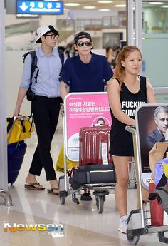 SBS Roommate | Team Japan-Park Min Woo , Seo Kang Jun and Song Gayeon at Gimpo from Osaka | 07.15.2014