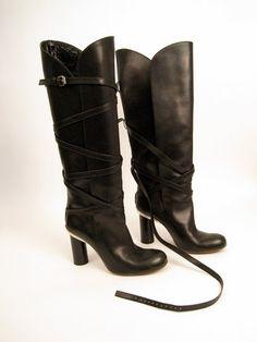 Catherine Malandrino Boots. Retail-$785,    HW- $255.