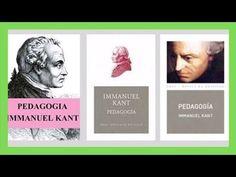PEDAGOGÍA de KANT - Filosofía de la educación| Audiolibro completo en español - YouTube Youtube, Movie Posters, Philosophy Of Education, Film Poster, Popcorn Posters, Film Posters, Youtubers, Poster
