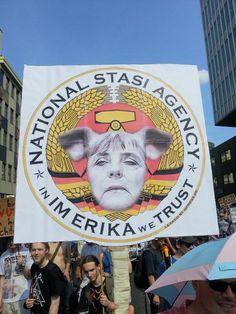 Merkel und die NAS