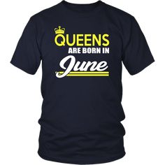 Discover Queens Are Born In April Birthday Gifts Graphic Tshirts, Tee shirt for those who born in April. Also a good gifts for Mother's day. Queens are born in April T-Shirt Gift Funny Happy Birthday. Born In February, June, Police Officer, Birthday Shirts, Funny Gifts, Long Sleeve Shirts, Queens, Mens Tops, T Shirt