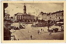 Romania post card - Cernauti Town Hall 1936 CPM 2
