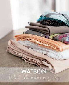 Guide to Watson Fabrics | Cloth Habit