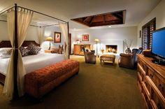 The LuxuryPAW Member Property, The Hermosa Inn, Paradise Valley, AZ LuxuryPAW= Luxury Pet-friendly Properties Worldwide