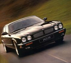 2002 Jaguar XJ8. One of my favorites.
