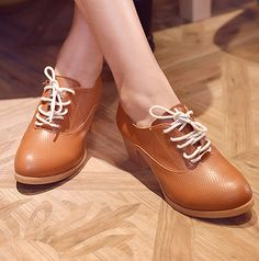 new 2016 women pumps square heels fashion lace up  women boots comfortable high heels quality rubber women casual shoes ALF210
