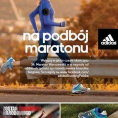 Oto aby 34. edycja Maratonu Warszawskiego była szczególna, zadbał również sponsor imprezy – adidas, który przygotował dla wszystkich biegaczy szereg unikatowych atrakcji, w tym – spersonalizowane koszulki z nadrukowanym rezultatem. http://blog.ruszamysie.pl/na-podboj-maratonu-z-adidas/