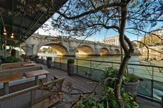 Las siete terrazas definitivas de París (como Les Jardins du Pont Neuf) - Las siete terrazas definitivas de París