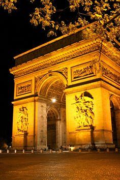 Paris in winter...