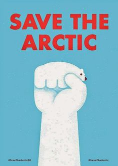 Save the Artic Source : By the way...: Be not afraid