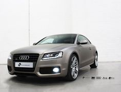 Audi A5 S-line wrapped in 3M Matte Grey Aluminium with 3M Gloss Black detailing including de-chromed grill & window surrounds, completing the look with 75% Tints. https://www.thevehiclewrappingcentre.com/personal-portfo…/…/ #‎Audi #‎AudiA5 #‎S-Line #‎3MMatteGreyAluminium #‎Transformation #‎3MGlossBlack #‎Detailing #‎Tints #‎FactoryTints #‎De-chroming #‎Leeds #‎thevehiclewrappingcentre #‎vwc #‎vehiclewrapping #‎vinylwraps #‎vinyl #‎wraps #‎wrapping #‎carwrap #‎carwrapping #‎customwraps