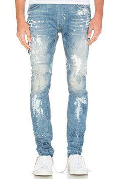 Mr.COMPLETELY* Trafford Pain Jeans