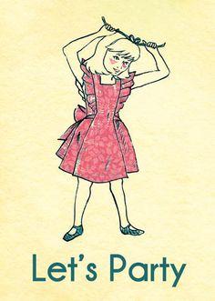 vintage storybook cards - Google Search