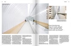 The March/April issue of Frame explores how physical retail destinations manage to remain relevant in an increasingly digital era. Carlo Ratti discusses how spaces are evolving in a world of big data, CheungVogl designs a department store fuelled by robotics, and Korean eyewear brand Gentle Monster puts merchandise secondary to the experience. Enter the retail revolution.  Objects Design Miami exhibitors get critical. Mark Laban replicates handicraft with computers. MIT researchers pump ...