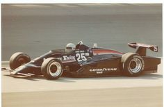 Danny Ongais Interscope 1981 Indy 500
