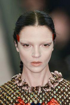 Maria Carla @ Givenchy Fall 2014 - Details