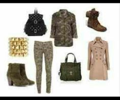 Military outfit