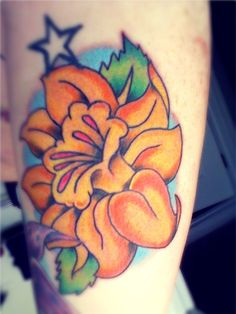Daffodil Tattoos And Meanings-Daffodil Tattoo Designs And Ideas-Daffodil Tattoo Images