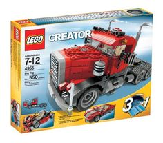 Compare prices on LEGO Creator Big Rig from top online retailers. Save money on your favorite LEGO figures, accessories, and sets.