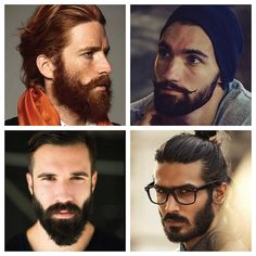 If you've ever thought about growing a mustache or beard, or convincing your man to grow one, this is your moment. November is mustache month, which means men all over the country will be growing o...