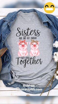 Funny T Shirt Sayings, T Shirts With Sayings, Funny Shirts, Slogan Tshirt, Tee Shirts, Casual Outfits, Cute Outfits, Fashion Outfits, Shirt Print Design