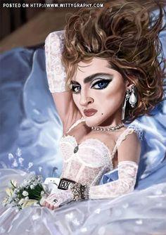 Madonna by richconleyart
