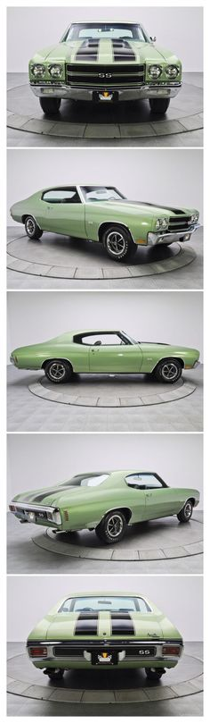 1970 Chevy Chevelle SS..